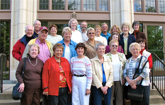 BTHS West Class of '59 50th Reunion