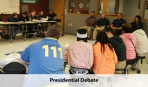 Alternative School Presidential Debate