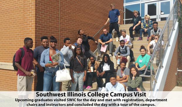 Alternative School SWIC Visit