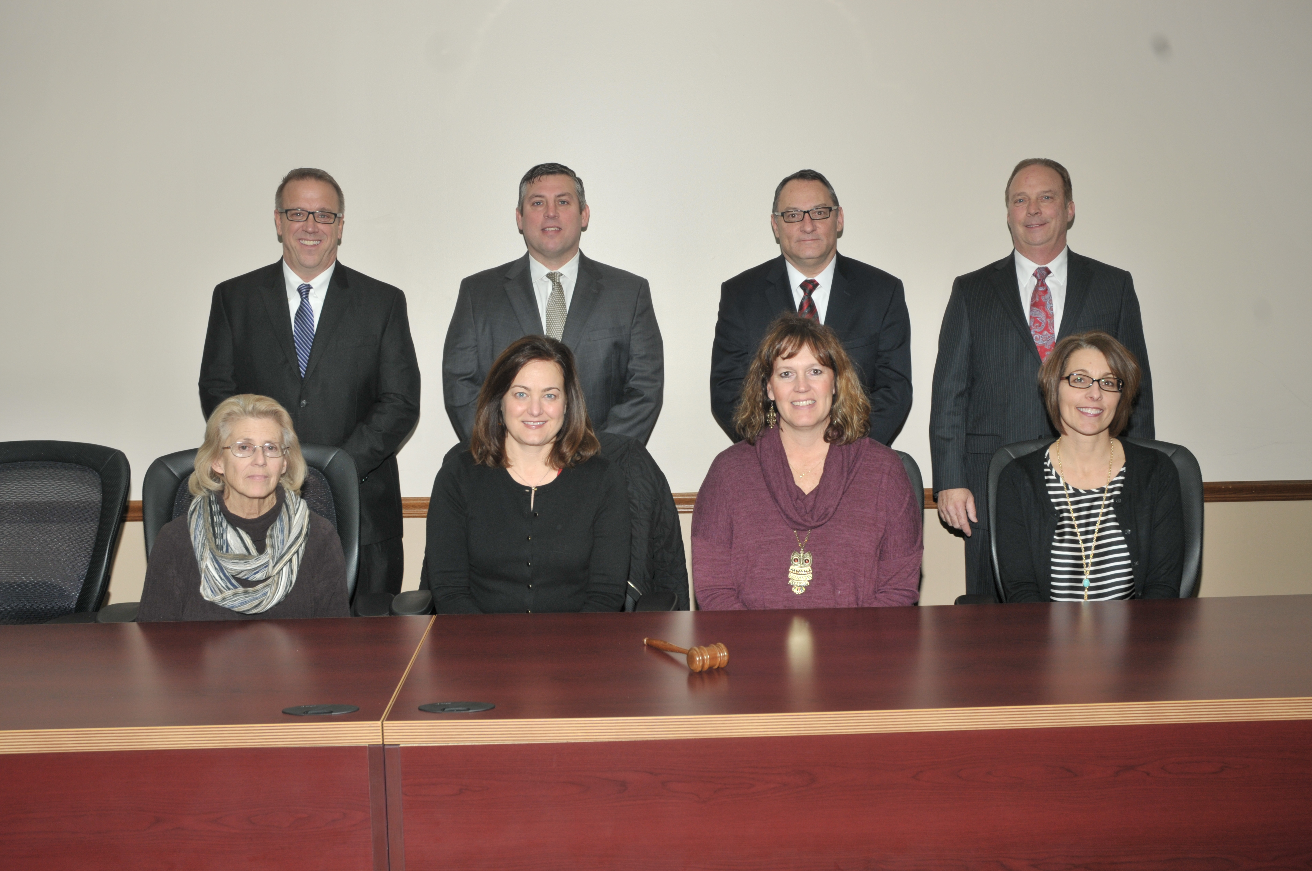 District 201 Board of Education Members