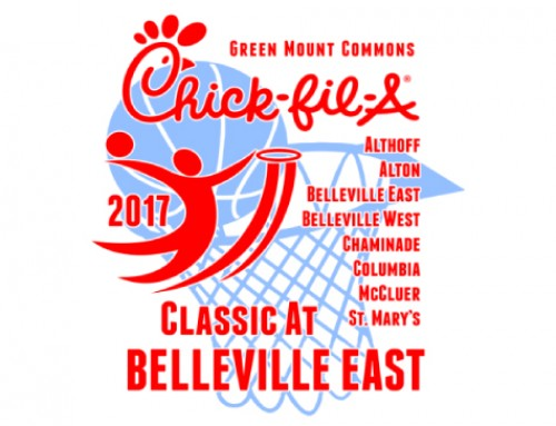 Belleville East packs the gym in thrilling Chick Fil-A Classic