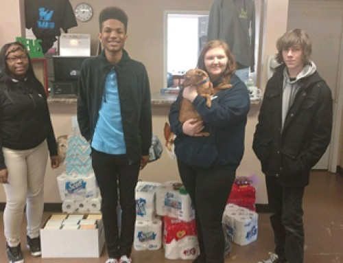 Students Learn Math with Extreme Couponing, Donate to Humane Society