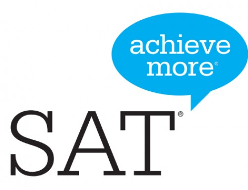 April 10, 2018 – School-wide SAT for all Juniors
