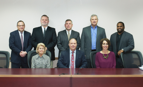 District 201 Board of Education 2019