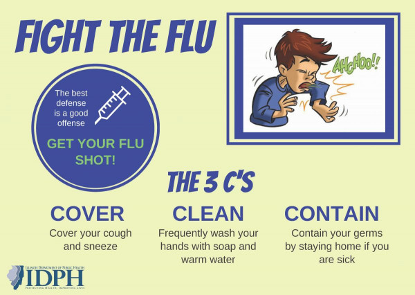 How to fight the flu