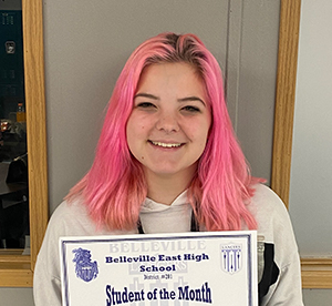 Student of the Month, February 2020