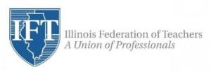 Illinois Federation of Teachers logo